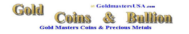 Buying and Selling Precious Metals at GoldmastersUSA.com
